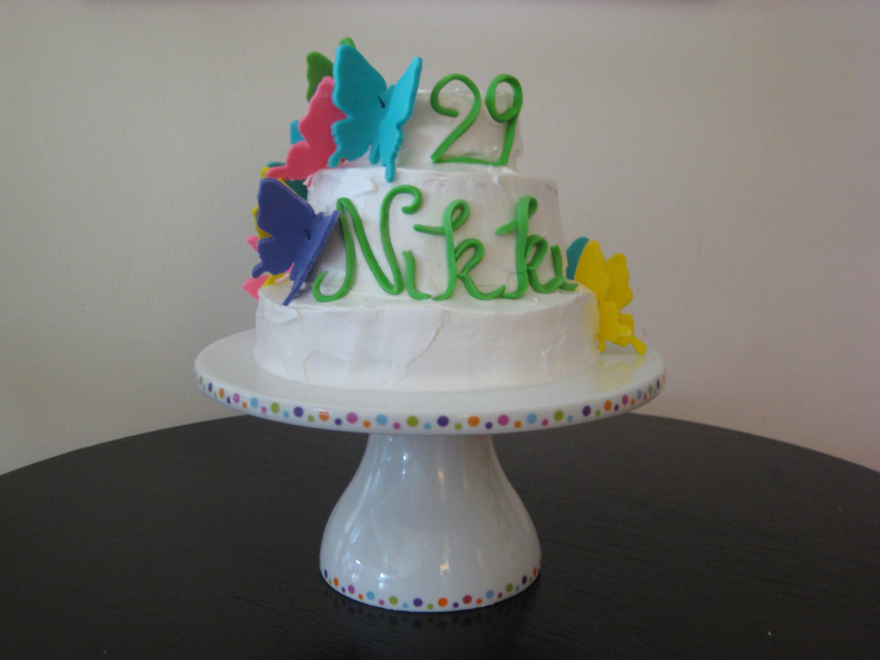 Cake By Nikki Berry