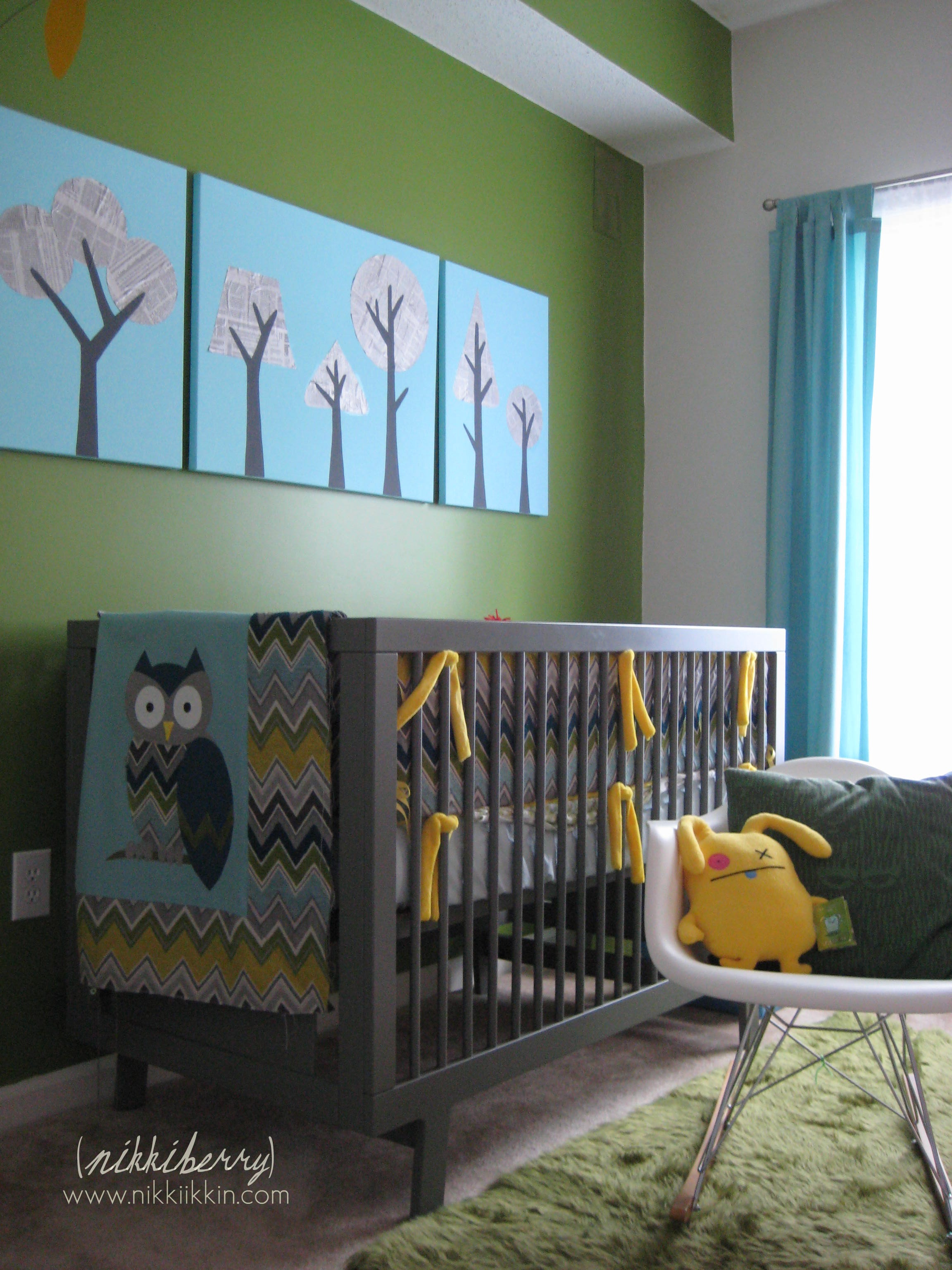 Hudson's Oliver The Owl Nursery