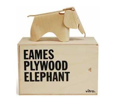 An Eames Elephant For Hudson