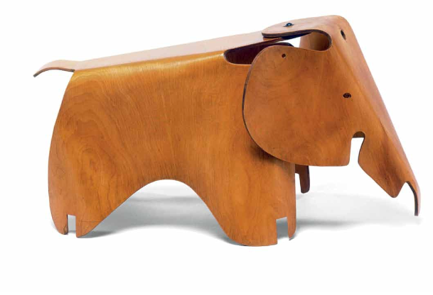 an eames elephant for hudson. Black Bedroom Furniture Sets. Home Design Ideas
