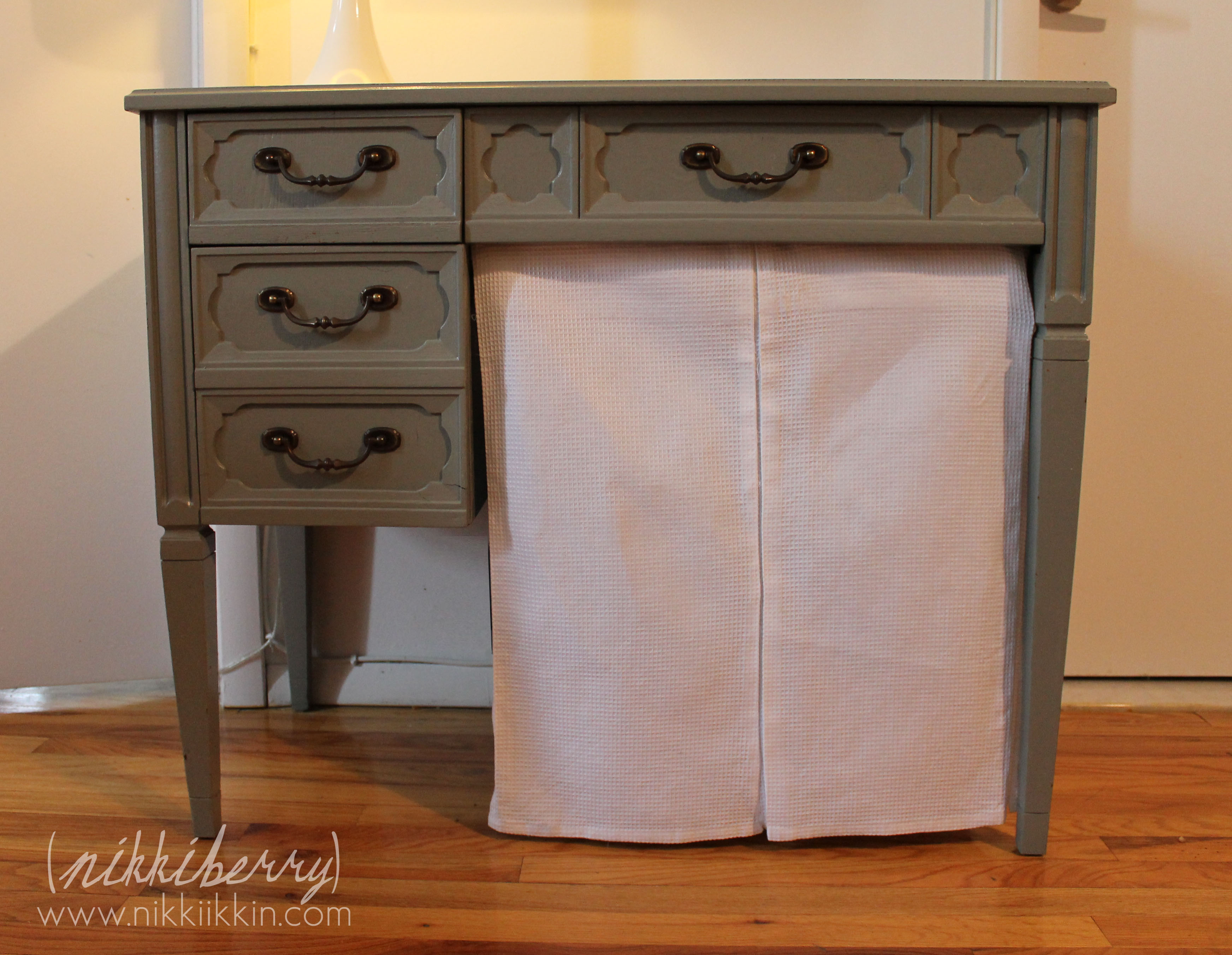 sewing cabinet plans instructions