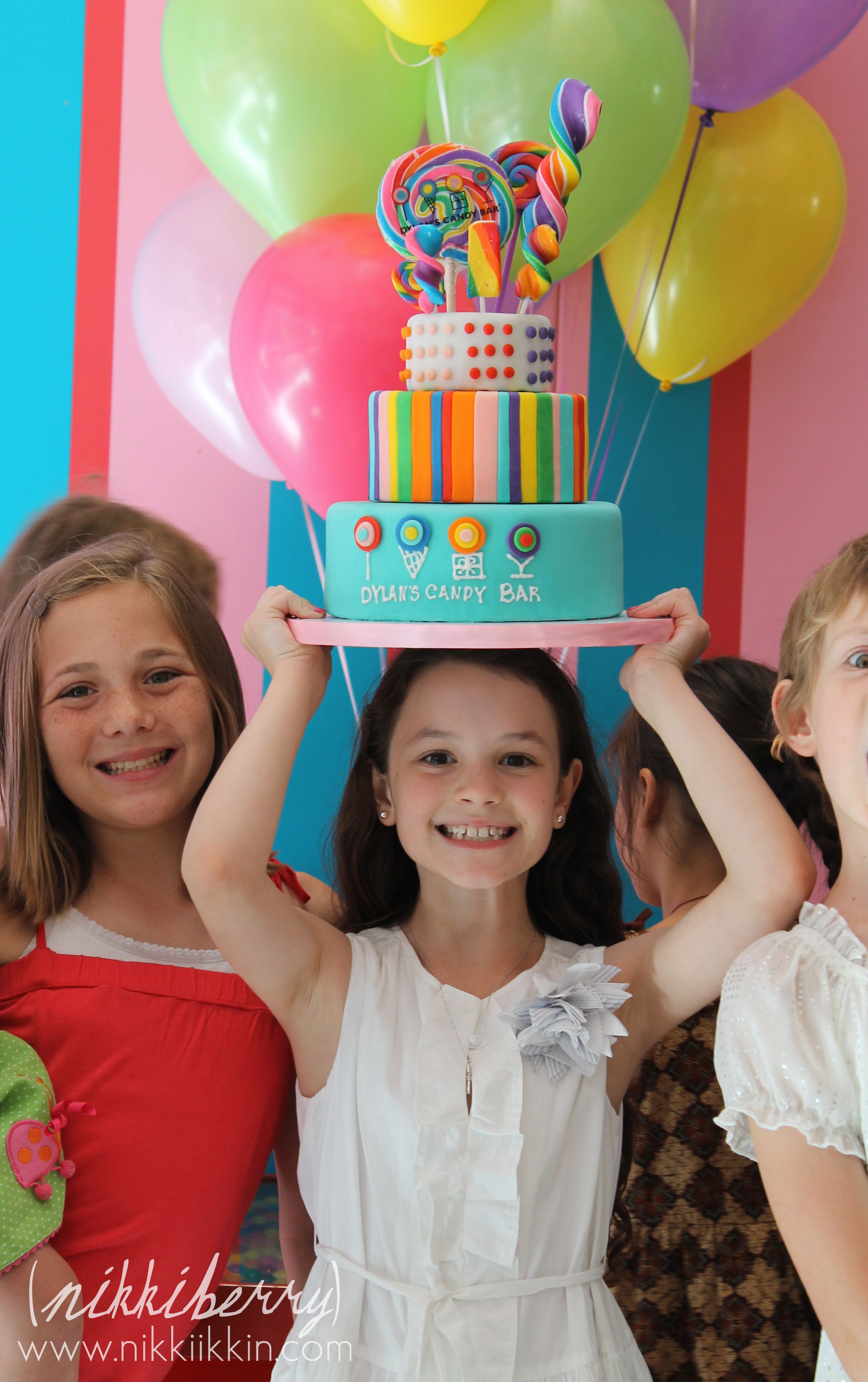 Candy K Whatlucyloves: Macy's 10th Birthday Party At Dylan's Candy Bar