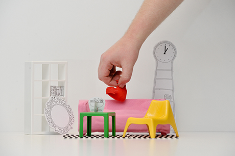 IKEA HUSET Doll's House Furniture