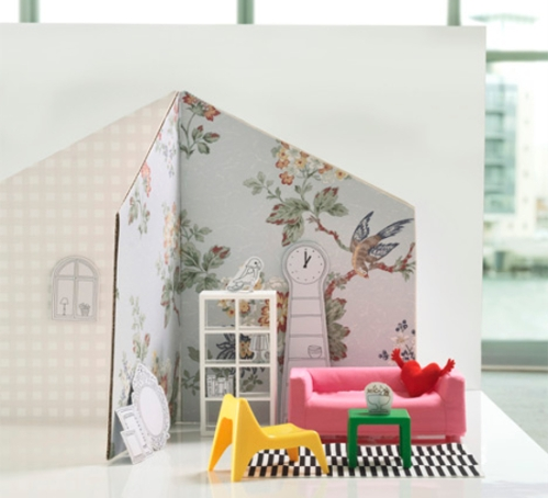 Ikea Dollhouse furniture 2