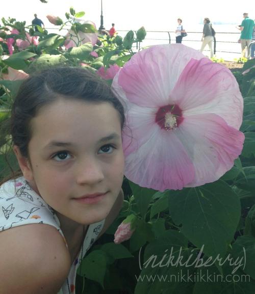 nikkiikkin Macy's 11 birthday 2