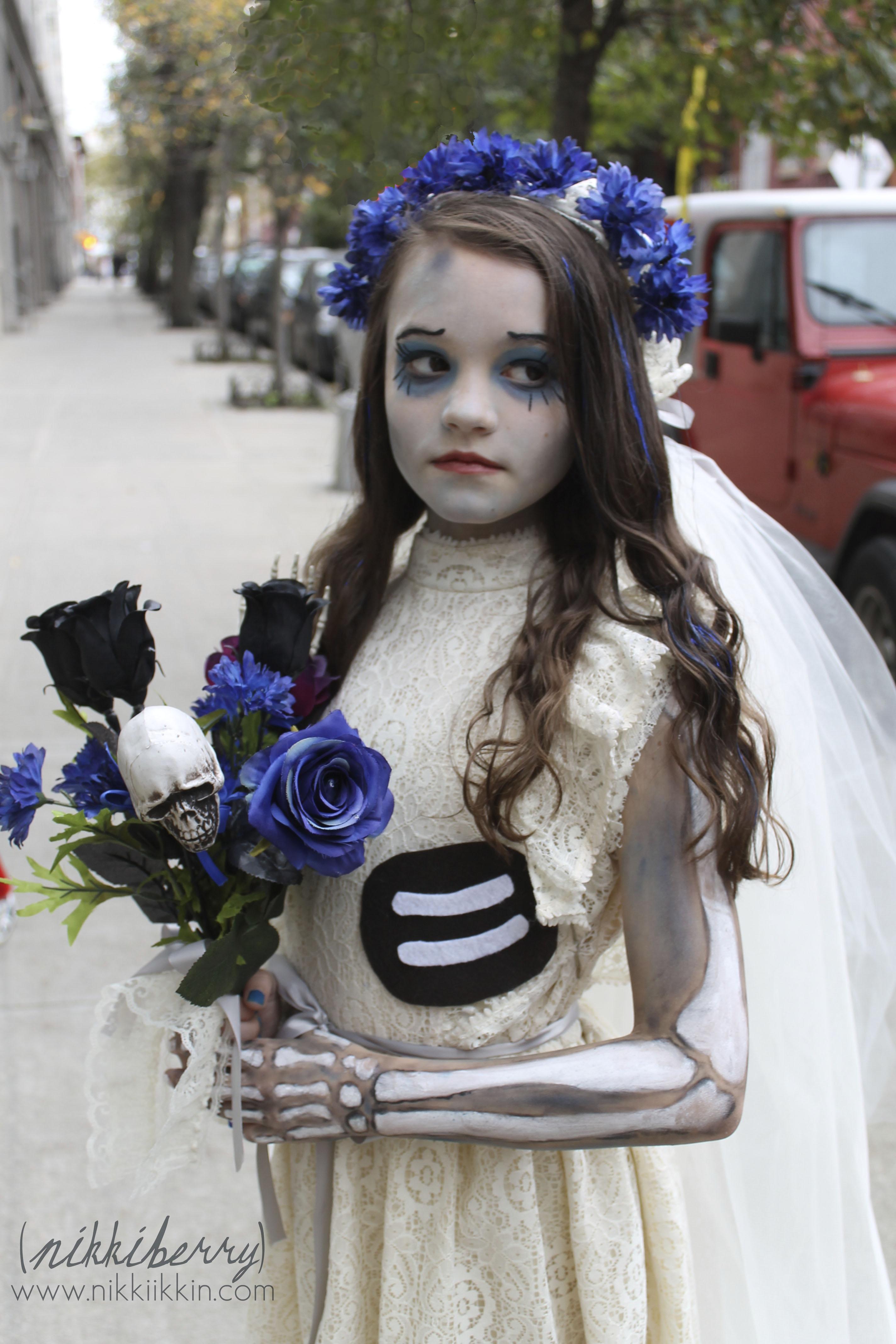 Beautiful Corpse Bride Costume
