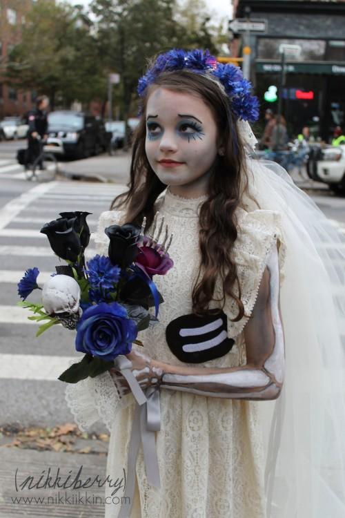 nikkiikkin corpse bride costume 2