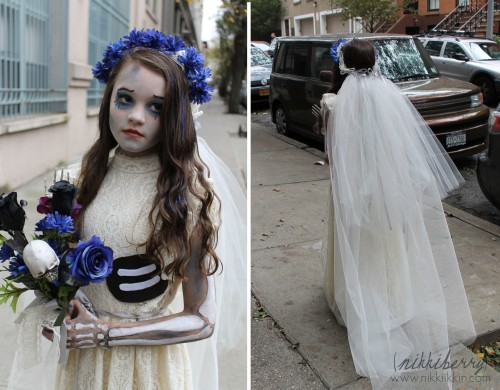 nikkiikkin corpse bride costume 4