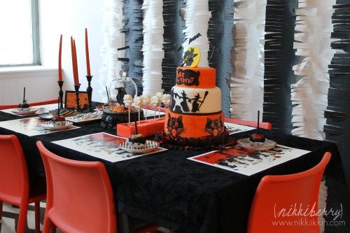 nikkiikkin halloween party 12