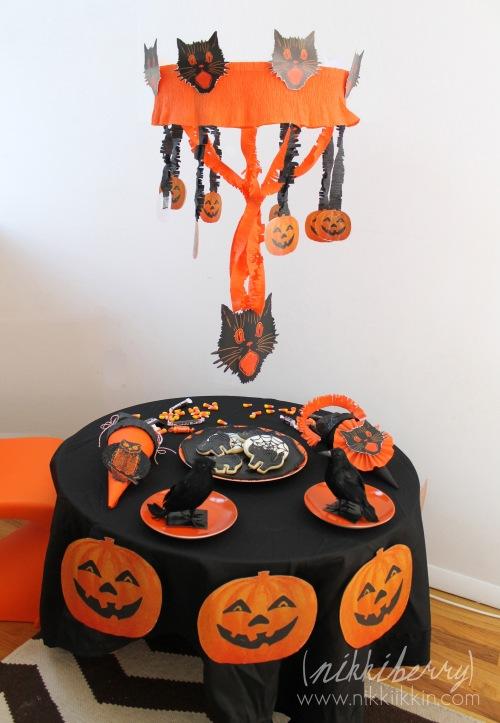 nikkiikkin halloween party 16