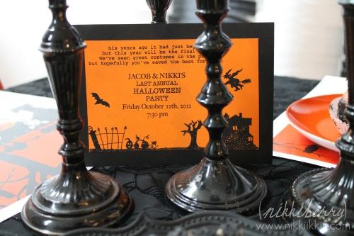 nikkiikkin halloween party 3