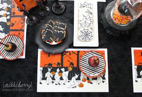 nikkiikkin halloween party 5