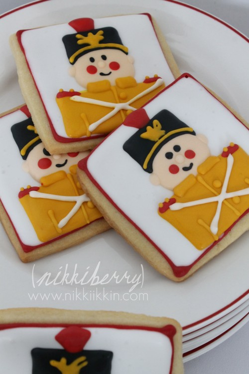 nikkiikkin nutcracker cookies 1