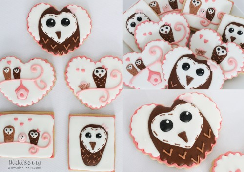 Nikkiikkin little owls 1