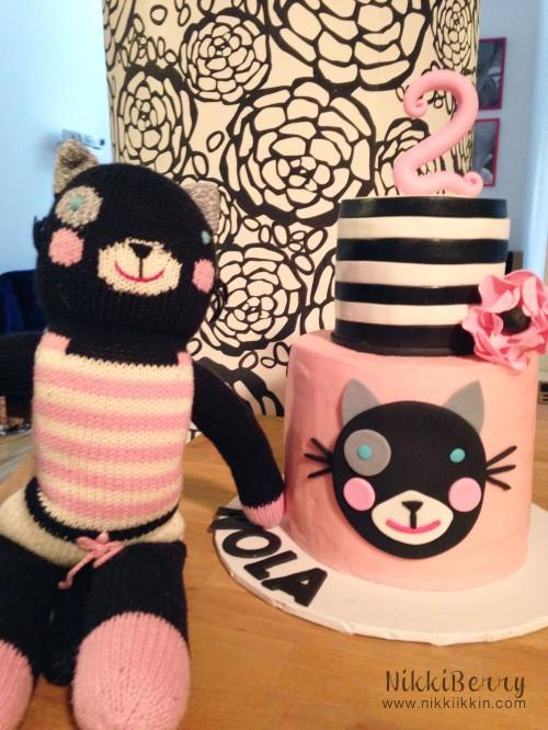 nikkiikkin blabla cat cake 4